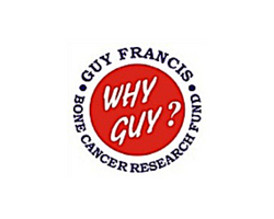 Guy Francis Once Cancer Research Fund logo