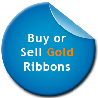 Buy & Sell Gold Ribbons For CCPA